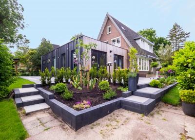 Nieuw- en verbouw woning