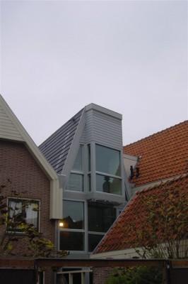 Nieuwbouwwoning Oudegracht
